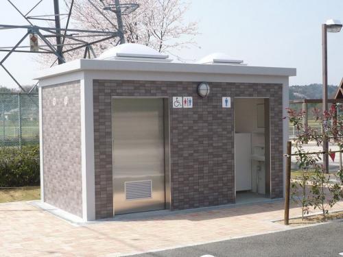 関市 川北公園
