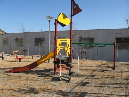 恵那市 鏡山住宅児童遊園